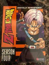 Dragon Ball Z - Season 4 (DVD, 2009, 6-Disc Set, Uncut Reprice Digipak)