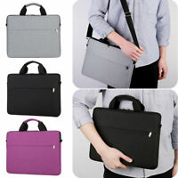 15.6 inch Laptop Bag Carry Case For HP Dell Lenovo Acer Asus Notebook Sleeve UK