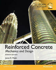 Reinforced Concrete: Mechanics and Design by James K. Wight, James G. Macgregor