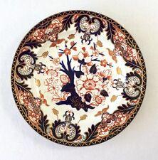 Antique Derby Crown Plate 1877-1890