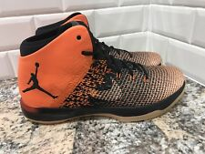 Nike Air Jordan XXX1 31 Shattered Backboard Starfish Black SZ 9.5 845037-021