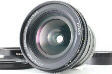 【Near MINT w/ Hood】 NIKON PC Nikkor 28mm f/3.5 Shift Lens Nikon from JAPAN S219