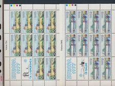 XC20917 Malta 1977 Europa Cept landscapes sheets XXL MNH