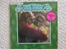 Peter Yarrow, Love Songs PROMO  LP   BS 1975, Warner Bros.
