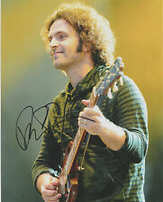 DWEEZIL ZAPPA Signed 8 x 10 Photo Autograph w/ COA Nice Pic & AUTO Frank's Son