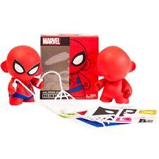 "New Kidrobot Marvel Munny 6.5"" Spiderman DIY Vinyl Figure"