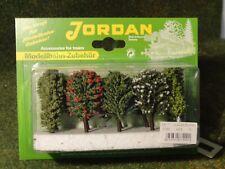 Bäume Jordan Laubbäume H0 für Märklin Trix Fleischmann Anlage
