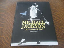 michael jackson archives inedites the king of pop 1958-2009 - tim hill
