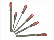 6 in Faithfull FAIFITSSC 6 trois square second cut engineers file 150mm