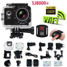 FHD 1080P 16MP Sports Camera SJ8000 Plus WiFi Car DVR Camcorder + Remote control