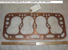 New Head Gasket. Renault KZ, 10 CV.   Nr C-1064-D