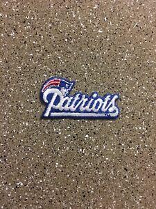 Authentic STARTER New England Patriots NFL Jersey Patch Tom Brady Super Bowl