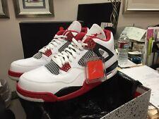 Nike Air Jordan IV 4 Size 12 DS Mars Red Black Toro