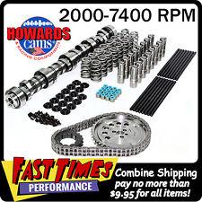 "HOWARD'S LS1 ASA American Muscle 274/285 525""/525"" 110° GM Comp Cam Camshaft Kit"