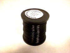 "0.5mm - ENAMELLED COPPER WIRE, ""BLACK"" TATTOO MACHINE COIL  - 500grams Hi Temp"
