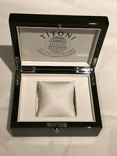 Titoni  Uhrenbox  Box  watch case