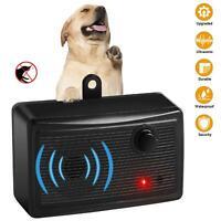 Anti Barking Deterrent Ultrasonic Mini Bark Control Device New