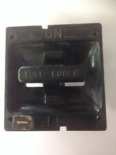 Square D 60 Amp Fuse Holder Pull Out with center pin