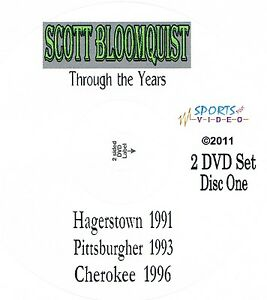 Scott Bloomquist Late Model DVD Through The Years 1991-2010 Special