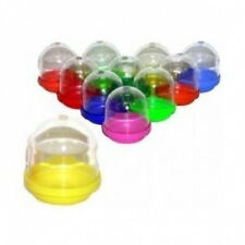 """12 1"""" Empty Capsules Vending Candy Bulk Toys Gift Favor Stocking Suffers"""