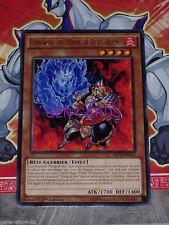 Carte Yu Gi Oh CONFRERIE DU POING DE FEU - RHINO MP14-FR014