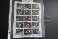 Block Raumfahrt gestempelt 1971  Briefmarken Jemen