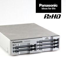 Panasonic AJ-PCD20 P2 5x-Cardreader USB Firewire mit Zubehör | MwSt.-Rng.