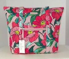 NWT Vera Bradley VILLAGER VINTAGE FLORAL Shoulder Bag Purse Handbag