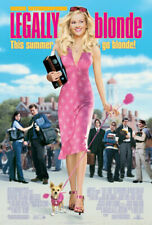 Legally Blonde (2001) original movie poster - single-sided - rolled