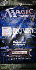 Magic ✰✰ Renaissance booster pack ✰✰ bustina rinascimento italian ✰✰