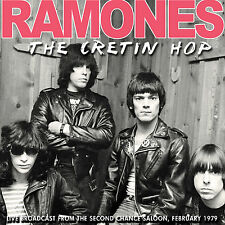 THE RAMONES New 2016 UNRELEASED 1979 ROAD TO RUIN TOUR LIVE CONCERT CD
