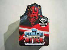 Force Attax - Serie 3 - TIN BOX - DEUTSCH - STAR WARS Dose OVP NEU