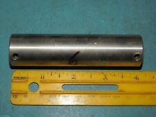 Stainless Steel Pin Dowel Straight Cotter Holes Round Stock 3 78 X 1 7