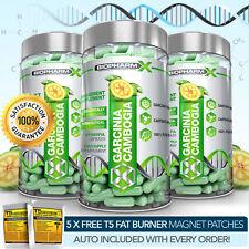 X3 Garcinia Cambogia - 100% Legal Para Adelgazar / dieta y pérdida de peso Fat Burner píldoras