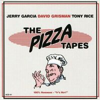 Jerry Garcia - The Pizza Tapes [New CD]