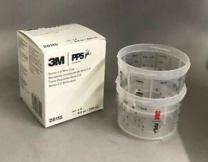 3M™ PPS™ Ver 2.0 Pressure Cup,Mini 6.8 oz. #26115