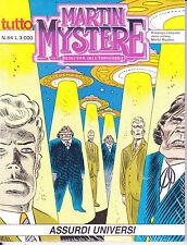 Tutto Martin Mystere n° 84