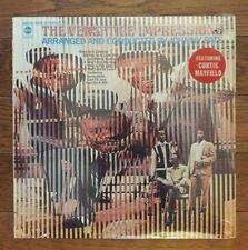 Versatile IMPRESSIONS LP Curtis Mayfield SEALED ABC S-668 soul funk vinyl OOP