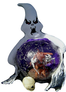 Halloween Inflatable Ghost with bubble