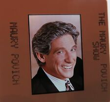 MAURY POVICH SHOW tabloid talk show 1991-THRU NOW   SLIDE 1