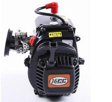 36CC 2T 4 Bolt Gasoline Engine Walbro 1107 Carburetor NGK Spark for baja