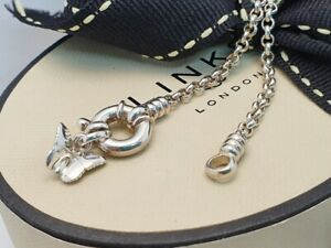 Links Of London Womens Dream Catcher Sterling Silver Bracelet