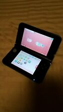 Nintendo 3DS XL Handheld Console - Blue/Black - Pristine Condition w/ Charger