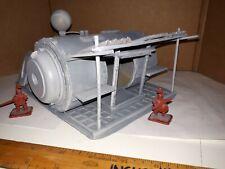 Scratch Built Warhammer 40k Outpost Hab Building Model