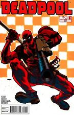 Deadpool #33.1   Marvel Comic Book  Nm  2011