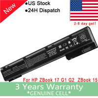 "Battery For HP ZBook 15.6"" 15 AR08 708456-001 707615-141 Laptop 14.8V 4400mAh"