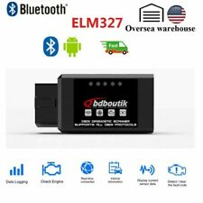 Universal ELM327 OBD2 Automotive Bluetooth For Android Diagnostic Scanner Tools