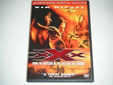 Xxx Special Edition Dvd Signed By Vin Diesel