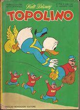 TOPOLINO N° 718 DEL 31 AGOSTO 1969 - WALT DISNEY MONDADORI - IN BUONE CONDIZIONI
