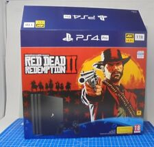 EMPTY BOX ONLY - Sony Playstation 4 Console - (PS4 Pro Box) Packaging - PS4RD